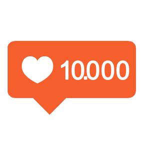 10,000 Real Likes Or Views