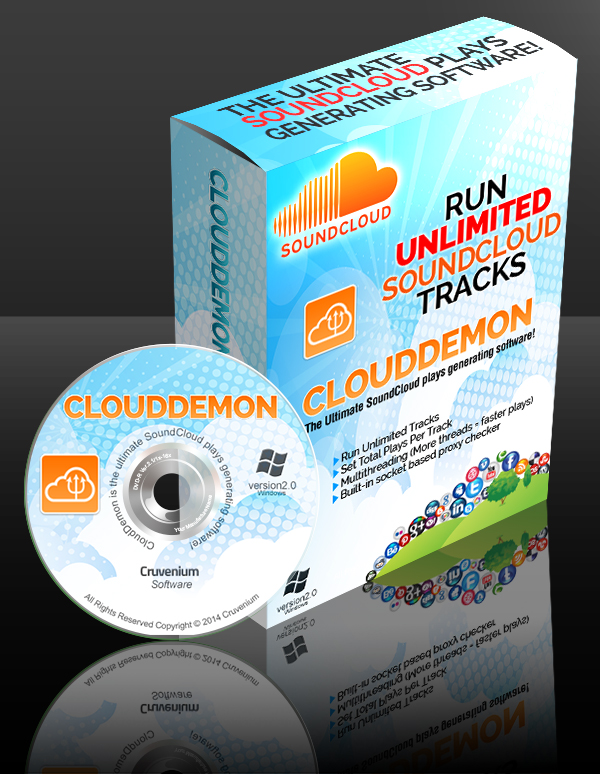 CloudDemon - The Ultimate SoundCloud Bot