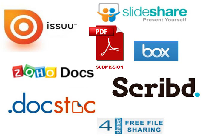 Buy Backlinks using PDF Submission Service