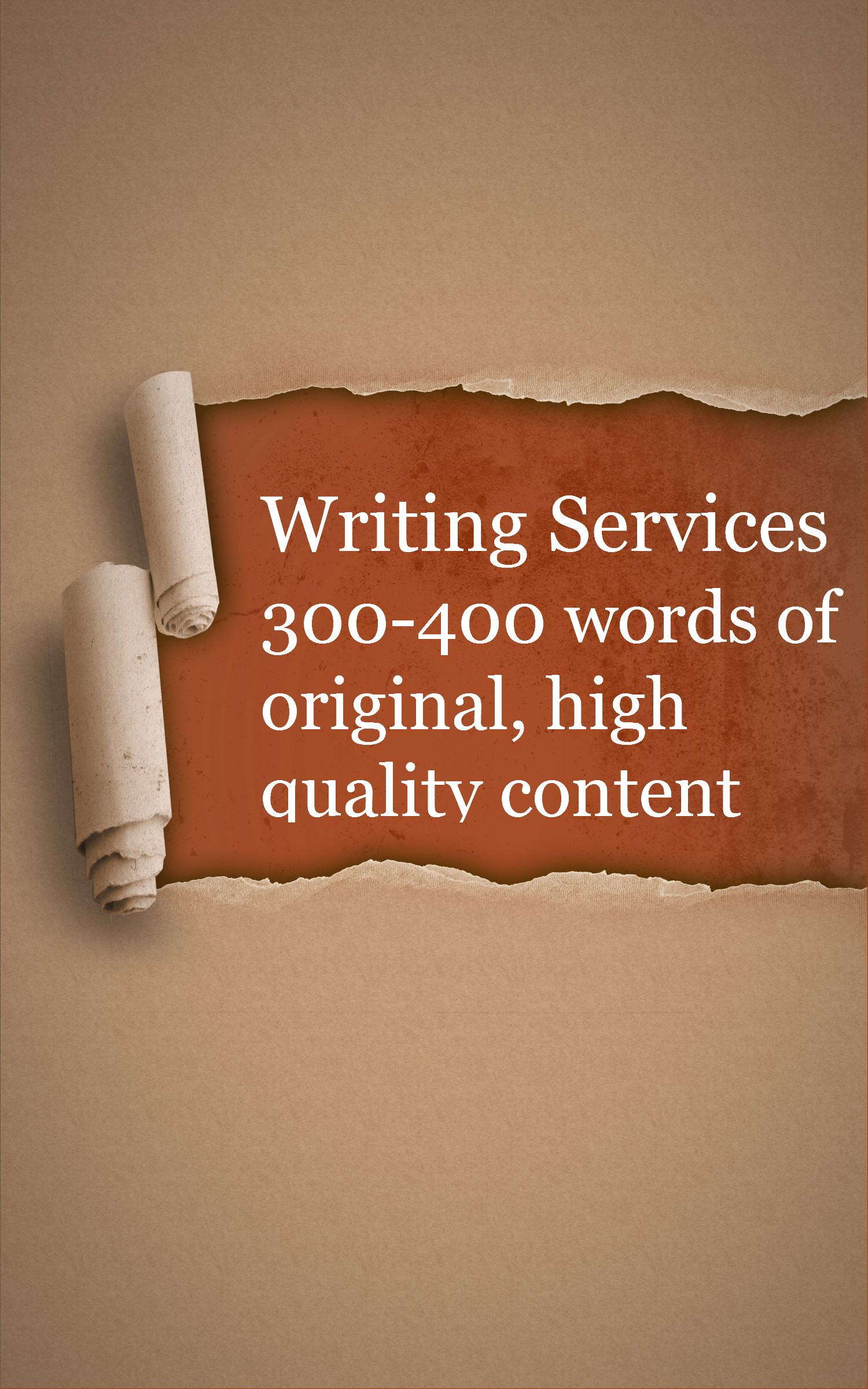 I will write 300 to 400 words of blog or website content