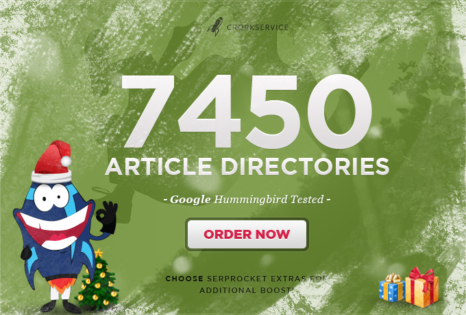 spin and submit your article to 7450 Directories Get 500 Google Backlinks !!@@#$#@$%%@