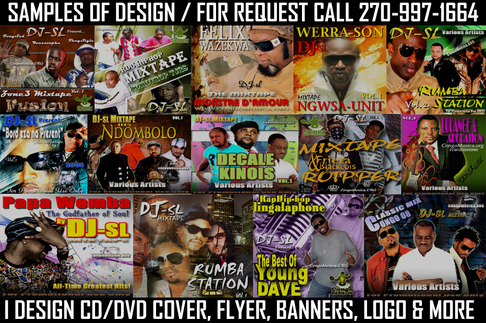 WILL CREATE A FLYER, CD/DVD COVER, BANNER, LOGO AND ALL GRAPHICS
