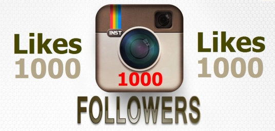 get you 1000 high quality Instagram Followers or Likes