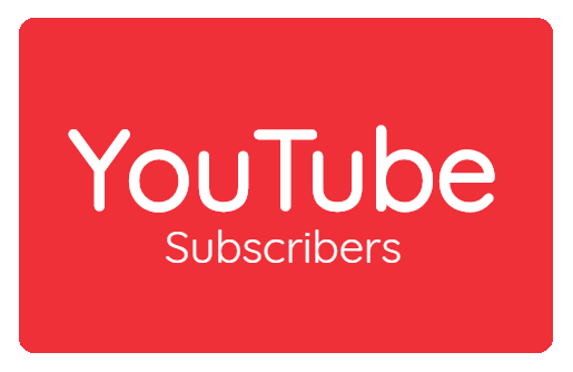 YouTube Promotion Package - Red