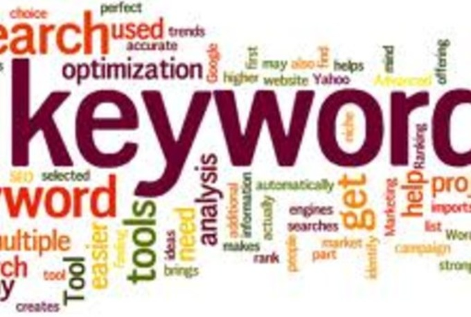 **do The Best KEYWORD Research in Your Demanded Niche With Complete Report **
