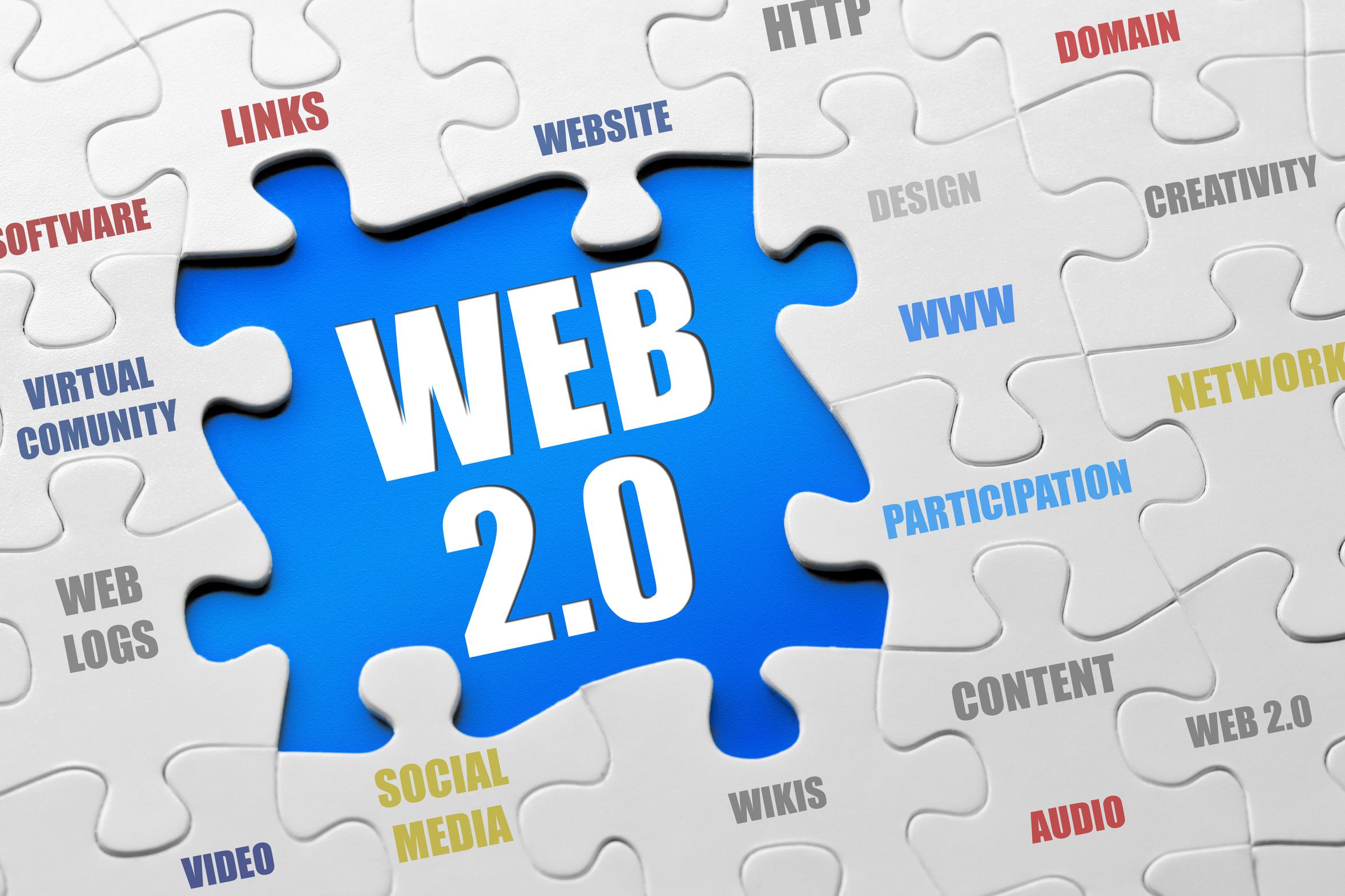 Manually create 20 High PR web 2.0 sites