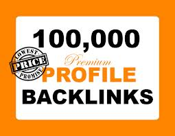 SAVE $30 - 100,000 Backlinks FAST