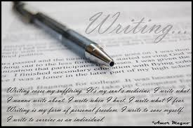 write all that you need