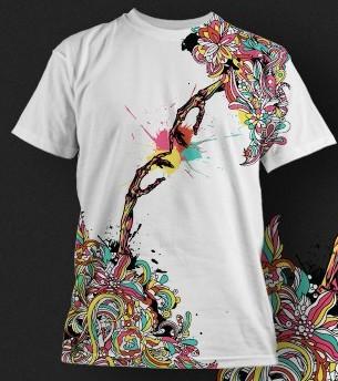 I Will send You 30 Premium Tshirt Designs