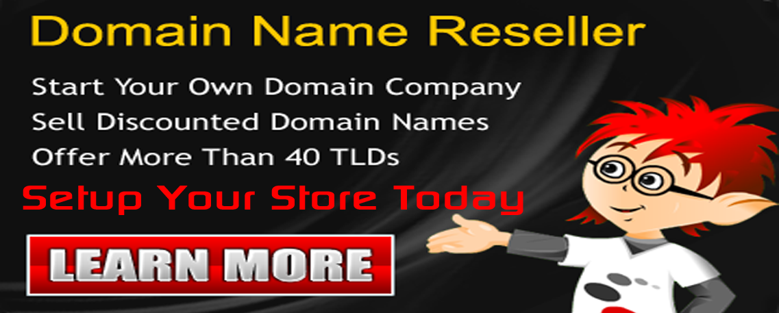Become Domain Reseller with WebStore & Earn thousand + per month