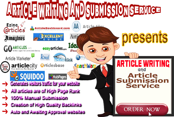 Get a PROFESSIONAL [350 to 400-Word,Keyword-related] ARTICLE on any TOPIC