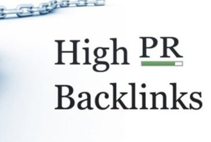 get your website atleast 125 Google Friendly SEO Backlinks