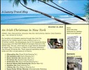 I will write a guest blog post on my quality TRAVEL blog with a backlink to your websit