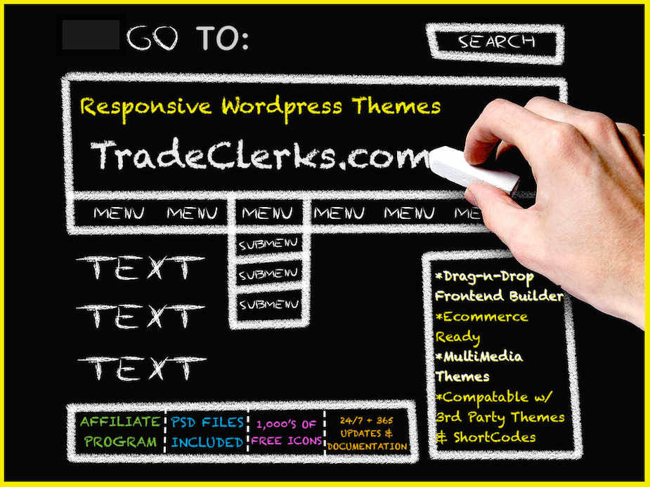 54+ Premium Responsive AWESOME Wordpress Themes+ 33+ Addons + Updates
