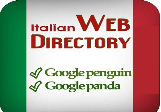 I will do 50 Italian web directory submissions @@##