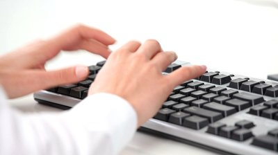 I will typing for you per page