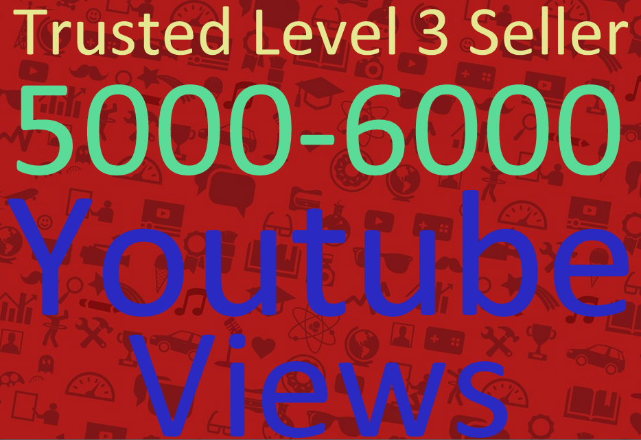 Add 5000-6000 Adsence Safe High Retention  Views Within 24-36 Hours Instant Start