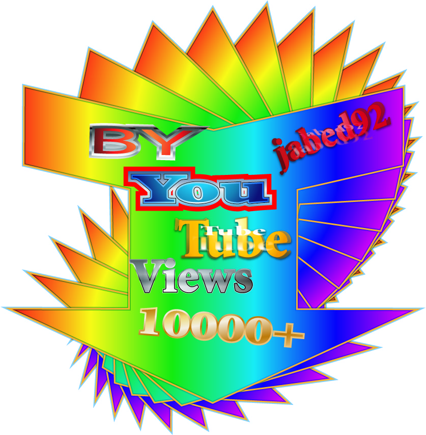 give you 10111++ Youtube real & safe human views & splitabe views only for