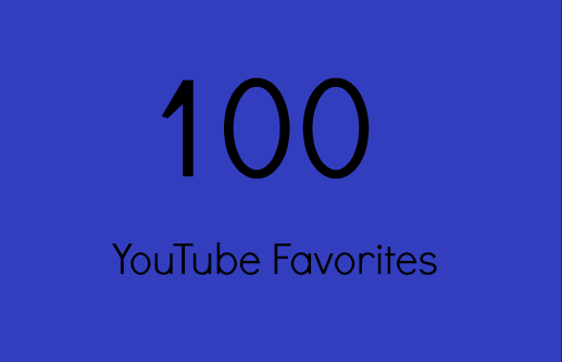 100 Real Video Favorites Within 24 Hours