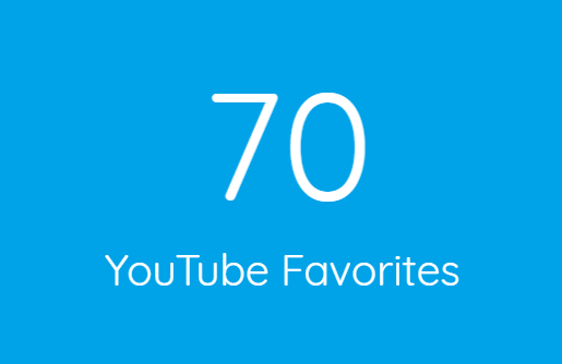 70+ Real YouTube Video Favorites Within 24 Hours