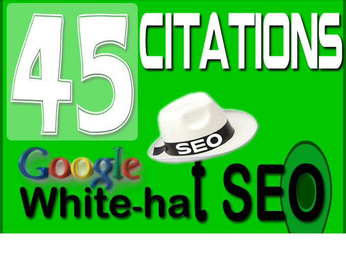 create 45 local citation and KML to boost Google plac...