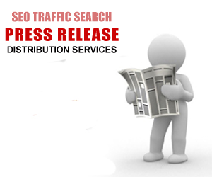 Write and submit press releases to 30 press releases distribution sites