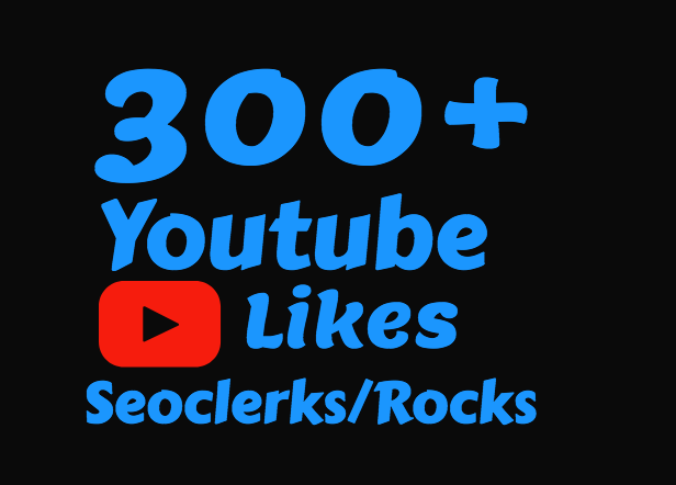 300 to 350 Real Youtube Likes