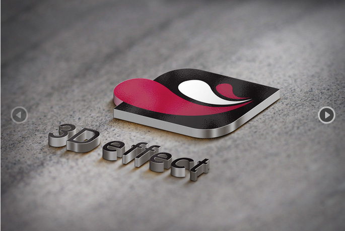 I will create your logo your text into 3D wooden design for