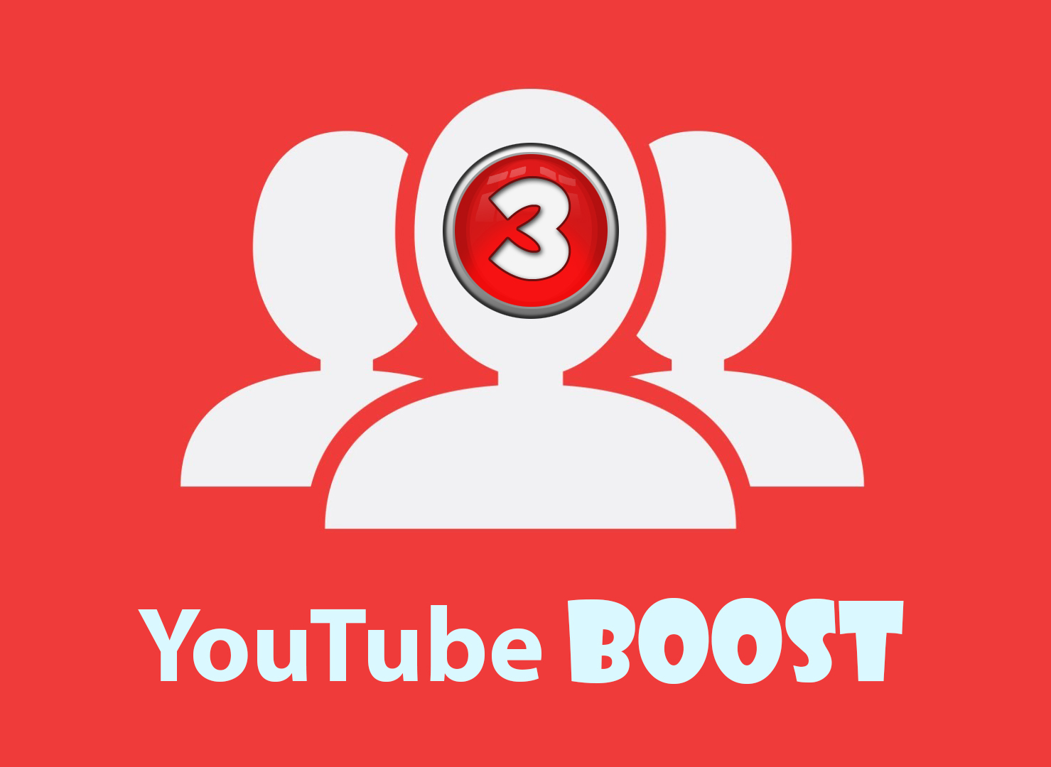 YouTube Boost - 2000 views, 100 likes, 50 subscribers, 40 favorites & 5 comments
