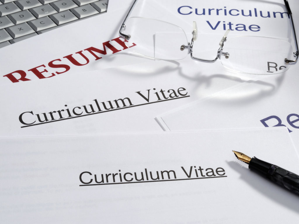 create a CV in English or Arabic or french