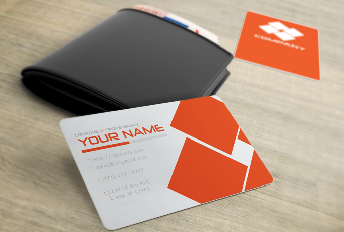 I will do an oustanding business card and the Mockup