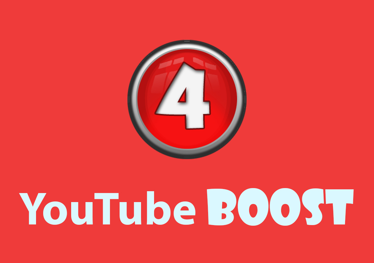 YouTube Boost - 7000 vie ws, 200 li kes, 70 subs, 60 fav and 10 comm