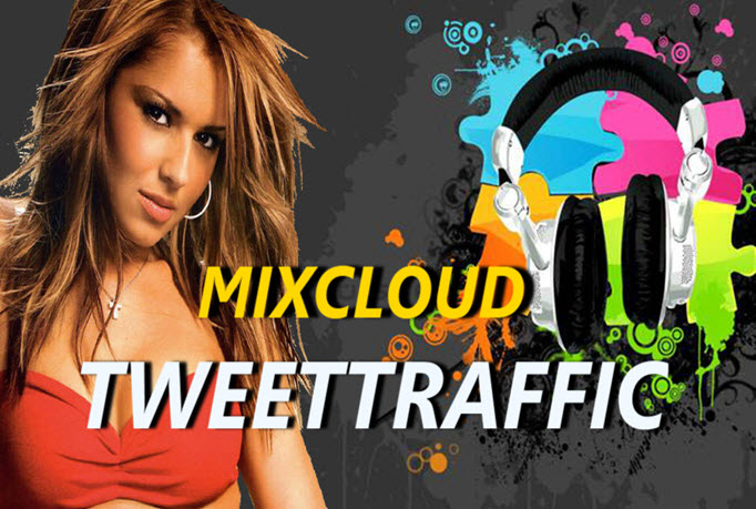 I Will Give You EXCLUSIVE MixCloud Promotion