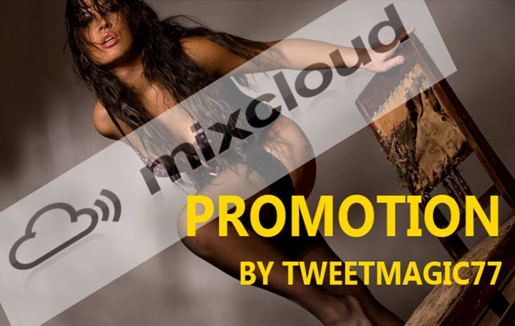 I Will Personally Do MIXCLOUD Promotion For You