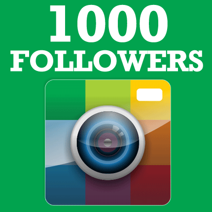 GET you 1000+ High Quality Instagram Followers or Likes