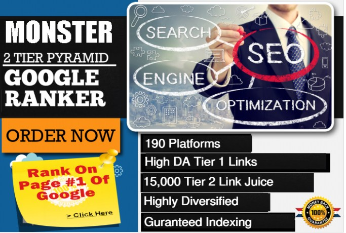 skyrocket you to GOOGLE FIRST PAGE, dominate page 1 now