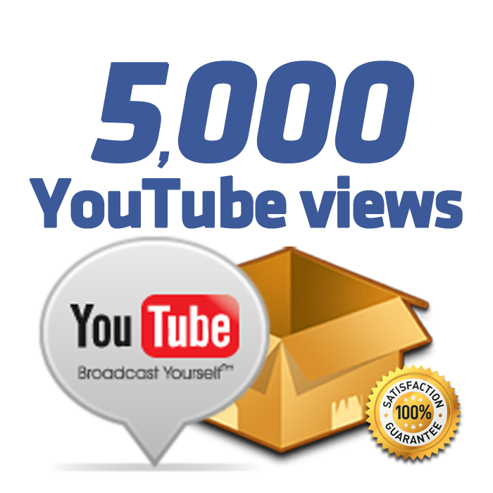 Give 5000+ High retention SAFE YOUTUBE VIDEO Views