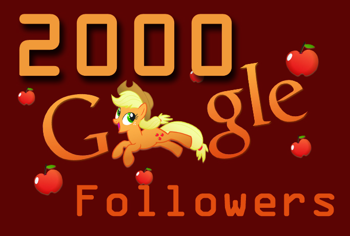 I will give 2000 Google Plus Followers  for $7