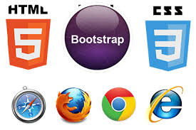 I will create or Help on html5 web page with Bootstrap