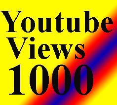 Get 1000+ High Retention Youtube Views With professionally