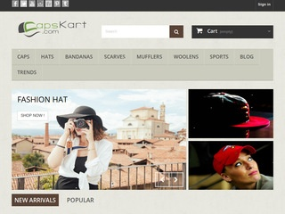 BUY 1 GET 1 FREE Permanent Guest Post on my Fashion and Lifestyle website www.capskart.com.