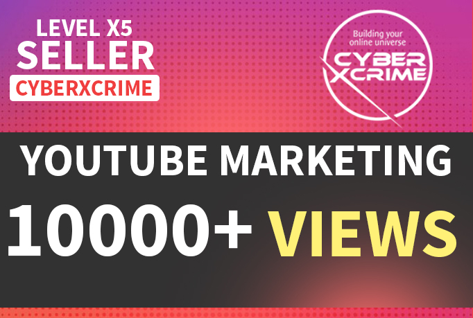 Add 10000 FAST High Retention YT ViewsWS within 72hrs