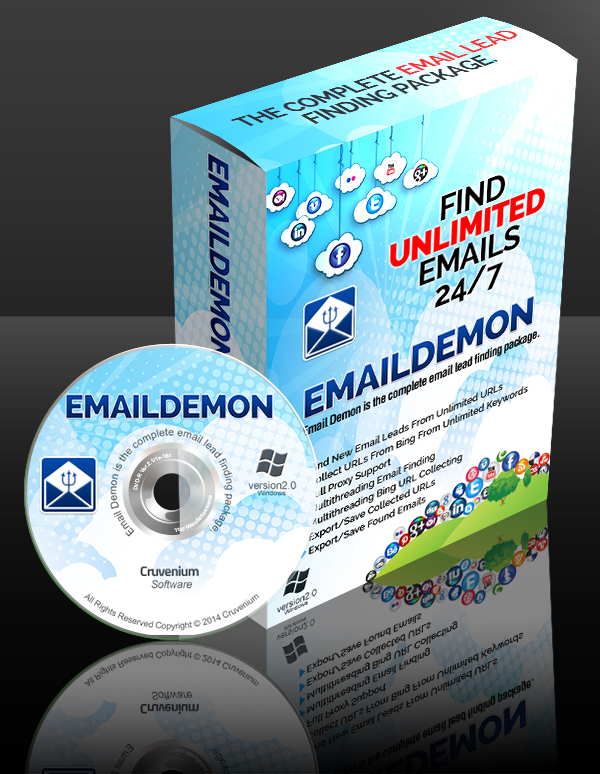 Email Demon - Discover Unlimited Emails Leads With Ea...