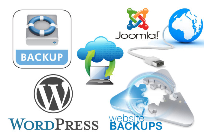 do a full BACKUP of your Wordpress website