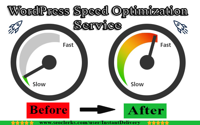 I Will Speed Up Your Wordpress Website Speed In 18 Hours Only