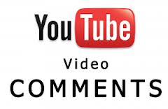 give you 55 real and permenent comment for you tube video only