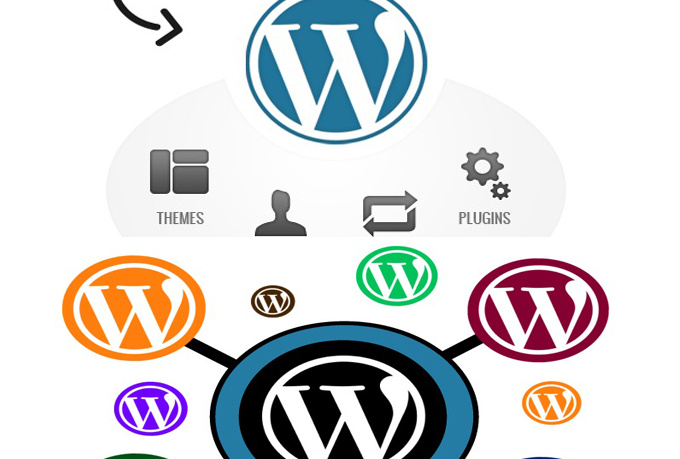 install Wordpress Multisite/Network