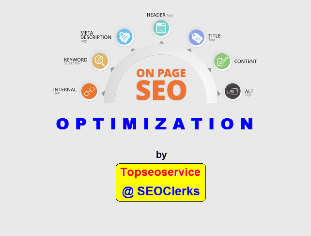 Fix and Optimize ON Page SEO Factors for Better Ranking