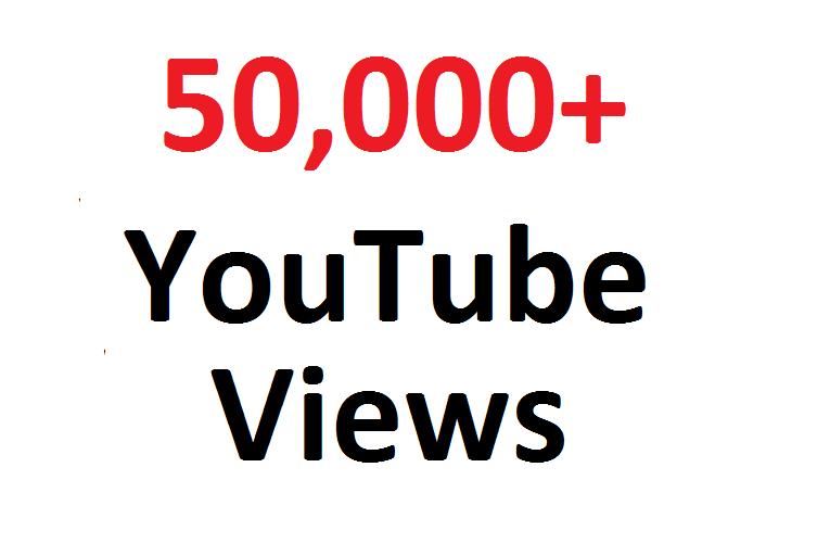 add 50000 50K SAFE YouTube hits Guaranteed