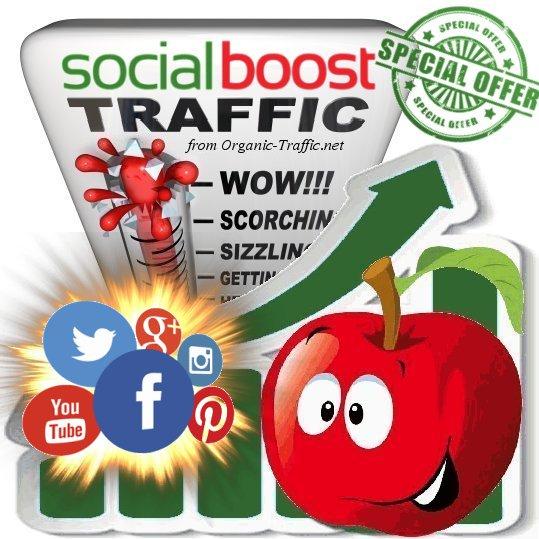 Social Media Traffic Boost